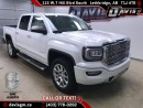 New 2017 GMC Sierra 1500 Denali-Heated/Cooled Leather, 6.2L V8, Android/Apple Carplay for sale in Lethbridge, AB