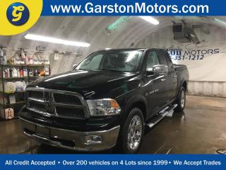 Used 2012 Dodge Ram 1500 LARAMIE*CREW CAB*HEMI*4WD*LEATHER*POWER SUNROOF*NAVIGATION*BACK UP CAMERA*HEATED/COOLED FRONT SEATS*POWER FRONT SEATS*HEATED REAR SEATS*HEATED STEERIN for sale in Cambridge, ON