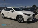 Used 2015 Mazda MAZDA3 GT SDN A/T One Owner Local Bluetooth USB AUX Navi Sunroof Parking Cam for sale in Port Moody, BC