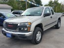 Used 2005 GMC Canyon SL Z85 for sale in Oshawa, ON