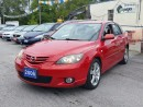 Used 2006 Mazda MAZDA3 GS certified,LOW KMS! for sale in Oshawa, ON