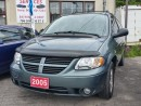 Used 2005 Dodge Caravan SXT for sale in Oshawa, ON