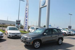 Used 2013 Volkswagen Tiguan 2.0 TSI Trendline w/ 4MOTION for sale in Whitby, ON
