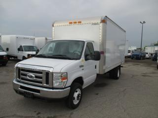 Used 2016 Ford E-450 16 FT MULTI VAN FRP BODY for sale in London, ON