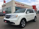 Used 2014 Honda Pilot EX-L w/RES for sale in Brampton, ON