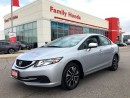 Used 2014 Honda Civic EX for sale in Brampton, ON