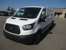 Used 2017 Ford TRANSIT-250 148 INCH W/BASE.LOW ROOF for sale in London, ON