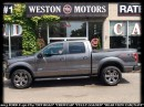 Used 2013 Ford F-150 FX4* 4X4* CREW CAB* LEATHER* SUNROOF* FULLY LOADED for sale in York, ON