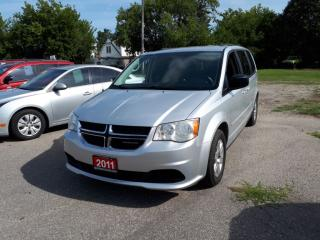 Used 2011 Dodge Grand Caravan Stow & Go for sale in Cambridge, ON