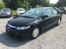 Used 2010 Honda Civic LX for sale in Gormley, ON
