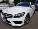 Used 2016 Mercedes-Benz C-Class AMG 18-Premium-One owner-MINT for sale in Mississauga, ON