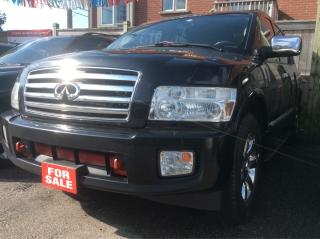 Used 2005 Infiniti QX56 for sale in Scarborough, ON