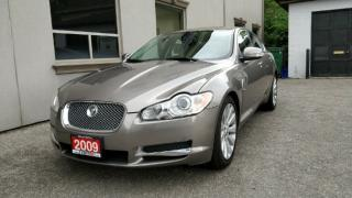 Used 2009 Jaguar XF Legendary British Quality! for sale in Scarborough, ON