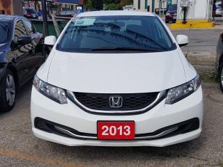 Used 2013 Honda Civic LX for sale in Brampton, ON
