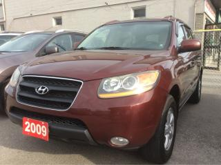 Used 2009 Hyundai Santa Fe LIMITED AWD LOADED LOW KM 149K for sale in Scarborough, ON