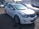 Used 2011 Hyundai Elantra Limited for sale in Fort Erie, ON