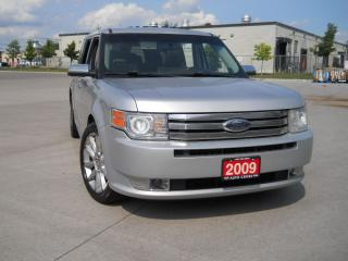 Used 2009 Ford Flex 2009 Ford Flex,Limited,7 Pass,3/Ywarranty availab for sale in North York, ON