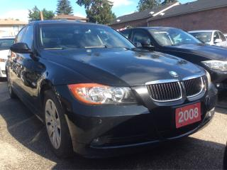 Used 2008 BMW 3 Series 323i for sale in Scarborough, ON