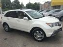 Used 2007 Acura MDX for sale in Pickering, ON