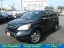 Used 2009 Honda CR-V LX 4x4 Auto All Power Options for sale in Mississauga, ON