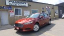 Used 2014 Ford Fusion LOW LOW KM, OFF LEASE FORD CREDIT-FACTORY WARRANTY for sale in Tilbury, ON