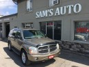 Used 2006 Dodge Durango Limited for sale in Hamilton, ON