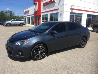 Used 2016 Toyota Corolla S for sale in Smiths Falls, ON