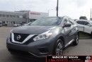 Used 2017 Nissan Murano S |FWD| Driver's Assisstance Pkg|2017.5| for sale in Scarborough, ON