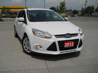 Used 2012 Ford Focus 4 door, Automatic, A/C, 3 years warranty available for sale in North York, ON