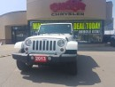 Used 2013 Jeep Wrangler Sahara 4 DOOR NAVI 2 TOPS REMT START CHROME WHEEL for sale in Scarborough, ON