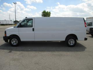 Used 2017 Chevrolet Express 2500 155 IN.W/BASE for sale in London, ON