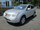 Used 2010 Nissan Rogue SL for sale in Scarborough, ON