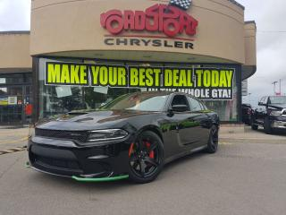 Used 2017 Dodge Charger SRT Hellcat 707HP P-ROOF HARMON KARDON BRAND NEW for sale in Scarborough, ON