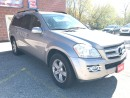 Used 2008 Mercedes-Benz GL320 CDI 3.0L/DIESEL/AWD/SAFETY & WARRANTY INCLUDED for sale in Cambridge, ON