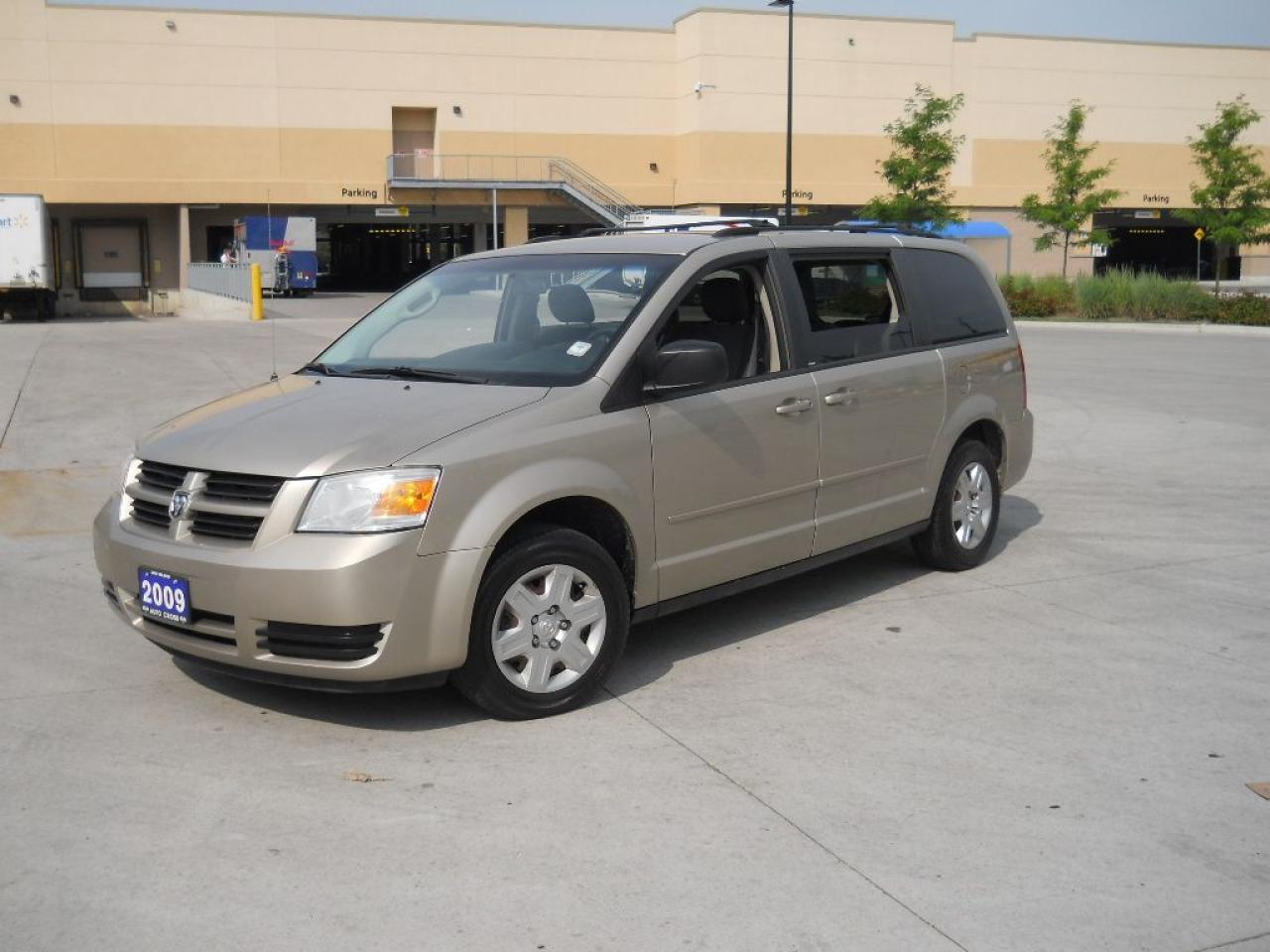 2009 Dodge Grand Caravan Stow & Go, 7 passenger, Automatic, certify, 3