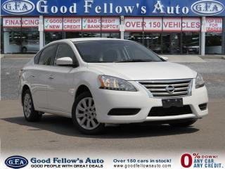 Used 2015 Nissan Sentra SPECIAL PRICE FOR`` S MODEL`` for sale in North York, ON