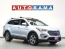 Used 2013 Hyundai Santa Fe NAVIGATION LEATHER SUNROOF 4WD BACKUP CAM for sale in North York, ON