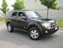 Used 2008 Ford Escape 4WD, Automatic, Leather, Sunroof, 3 years warranty for sale in North York, ON