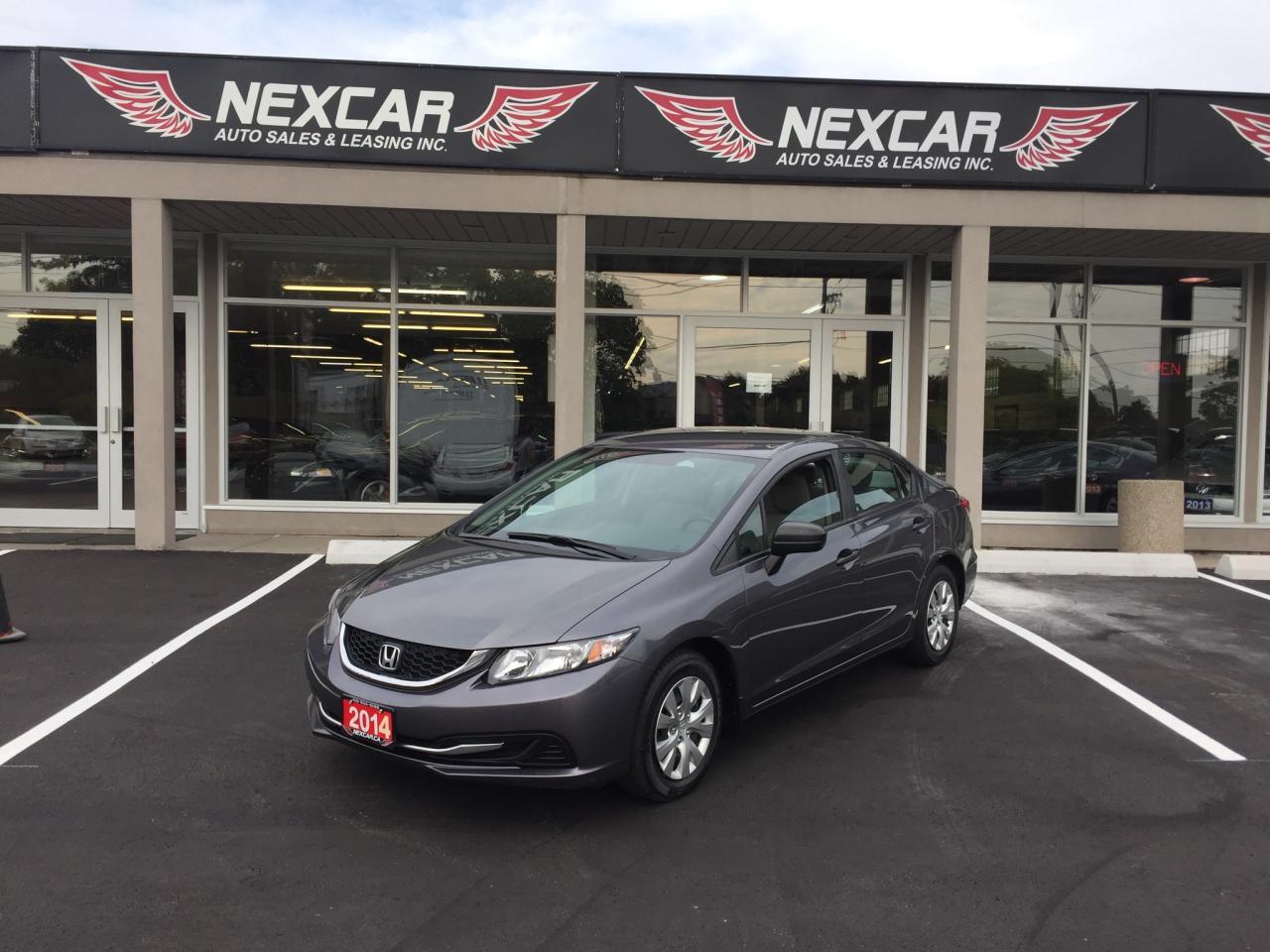 Photo of Grey 2014 Honda Civic