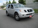 Used 2008 Nissan Pathfinder 7 pass, 4x4, Automatic, 3 years for sale in North York, ON