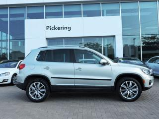 Used 2013 Volkswagen Tiguan 2.0 TSI Highline 4Motion for sale in Pickering, ON