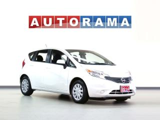 Used 2014 Nissan Versa Note BLUETOOTH for sale in North York, ON