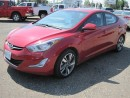 Used 2016 Hyundai Elantra GLS for sale in Thunder Bay, ON