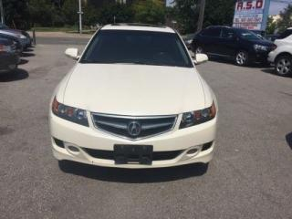 Used 2006 Acura TSX w/Navigation for sale in Scarborough, ON