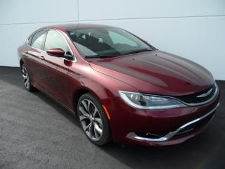 Used 2016 Chrysler 200 C for sale in Dartmouth, NS