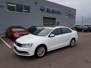Used 2017 Volkswagen Jetta Wolfsburg Edition for sale in Dieppe, NB