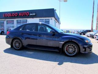 Used 2011 Subaru Impreza WRX WRX 5 SPEED MANUAL AWD NO ACCIDENT CERTIFIED for sale in Milton, ON