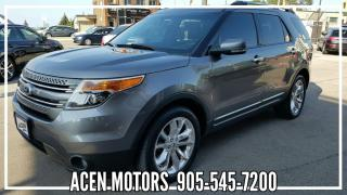 Used 2011 Ford Explorer LIMITED for sale in Hamilton, ON