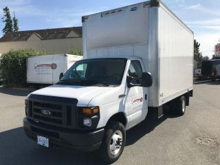 Used 2016 Ford E450 16' Box Truck for sale in Langley, BC