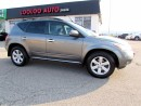 Used 2006 Nissan Murano SL Back up Camera AWD Sunroof Leather for sale in Milton, ON